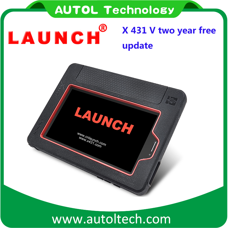 Gasoline and diesel auto diagnostic scanner x431v aifi and bluetooth car diagnostic machine x431v with low prices