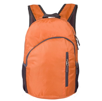 Six Colors Waterproof Travel Folding Backpack