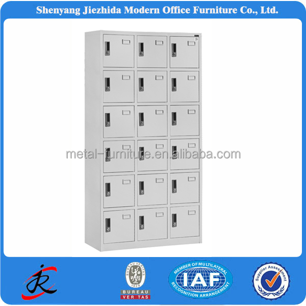 high quality modern design compartment steel locker stock cabinet storage doors steel metal supermarket locker