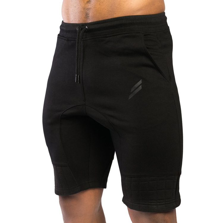 Gym plus size shorts 100% polyester casual summer shorts for men