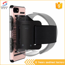 New arrival running sport armband phone case for iphone 7