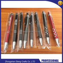 New promotional item custom business Ballpoint,design your own ballpoint
