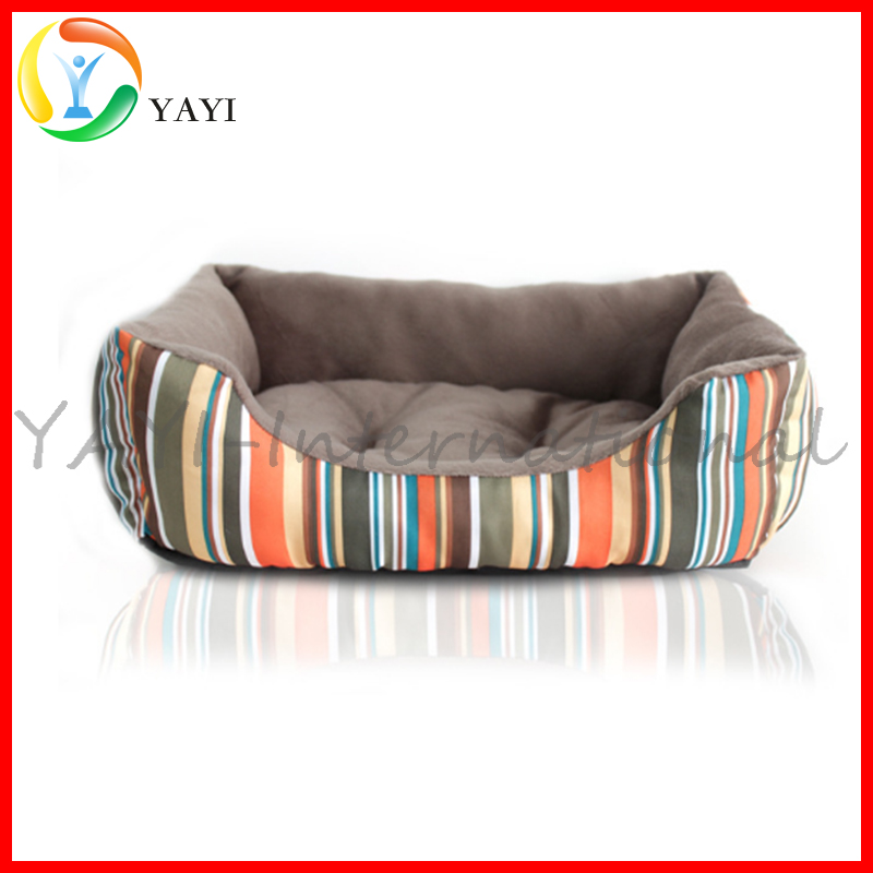 Short Floss Small Dog Bed Puppy Pet Bed