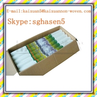 [FACTORY ] Hydrophilic agricultural ground cover/anti-uv plant grow bags/winter protection fleece roll