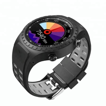 Long stand-by time bluetooth phone call IP68 waterproof build-in GPS and compass smart watch