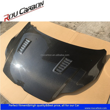 ST NEW RS STYLE CARBON FIBER ENGINE HOOD BONNET FOR FOCU S 2011-2014