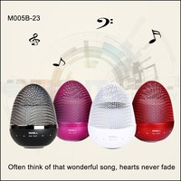 Alibaba HCNT levitating 2.1 multimedia speaker system with mic input(M005B-23)