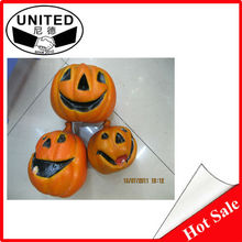 Custom small artificial pumpkin