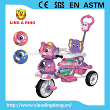 European CE Standard Tricycle for kids with music Baby tricycle new models children tricycle with light and music