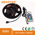 5V usb charged RGB 5050 led strip PC light