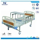 2 manivelas cama de hospital manual