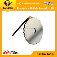 High speed steel cutting hss saw blade for firewood