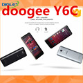 2017 original doogee y6c mobile phone 16gb black white global version smartphone