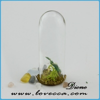 table top terrarium glass ball , clear glass ball ornaments bulk