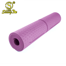 High Quality TPE Yoga Mat Storage,Exercise Mat With Bag