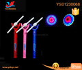 Magic novelty led colorful lighting toys for kids children flashing muscial light toys