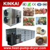 Big capacity Heat pump hot air Vegetable And Fruit Drying Machine/drying oven/dehydrator