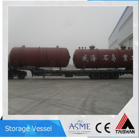 New Generation Lpg Spherical Air Compressor Tank