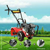 2017 High Efficient Gasolien and Diesel Two Choice Power Tiller ,weed removing machine
