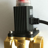 Brass Gas Electromagnetic Valves
