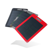 Hanergy 8w portable usb solar panel with CIGS solar cell