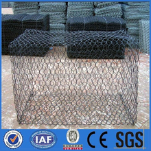 black vinyl coated poultry netting hexagonal wire netting/chicken wire
