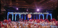 2013 hot sell night club supplies/led star cloth