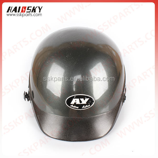 HAISSKY motor parts popular motorcycle helmets for half and open face