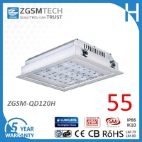 120W Ceil Recessed LED Light For Office, Hall, Waiting Room