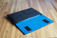 Wool Felt Case for iPad Mini Cover in Various Outer and Inner Colours of wool felt
