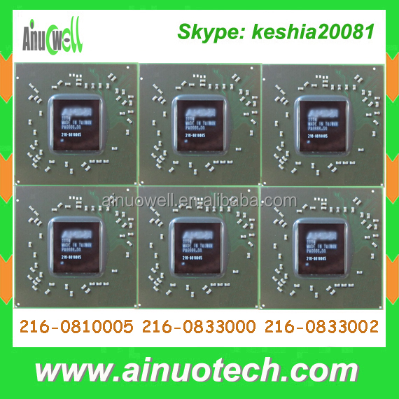 Graphics IC BGA 218-0660017 218-0697031 218-0792001 218-0792008 218-0792006 Laptop IC 218-0697014 218-0697020 Integrated Circuit