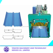 Standing Seam Roof Roll Forming Machine Metal Roofing Sheet Making Machine/auto seamer for roof panel