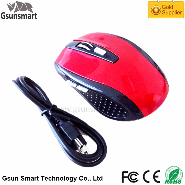 BWM-04 3D Drivers Bluetooth Optical Mouse Full Compatible Rechargeable Wireless Mouse and Keyboard