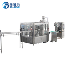 Automatic 4000BPH Pet Bottle Carbonated Drink / Gas Water Bottling Machine