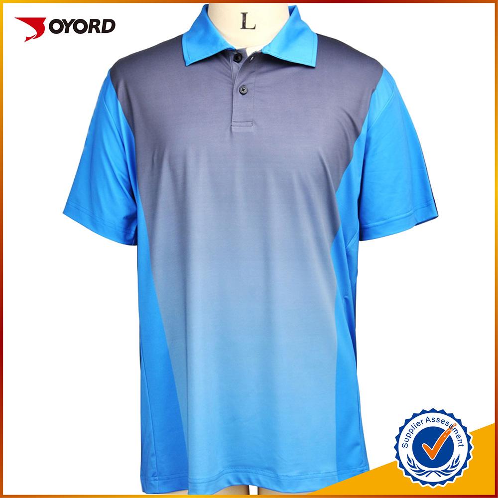 High End Golf Polo Dri Fit Polo Camisa De Golfe Por