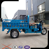 2016 Three Wheeler Cargo Motorcycle Tricycle 150cc With High Quality and Low Price