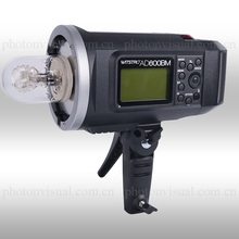 Godox AD 600BM Portable Strobe With Rechargeable Battery