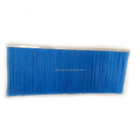 High quality thick weather strip brush for doors and windows