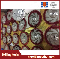 Multi purpose Vacuum brazed emergency cutting diamond saw blade