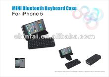 mini bluetooth keyboard case for for iPhone 6
