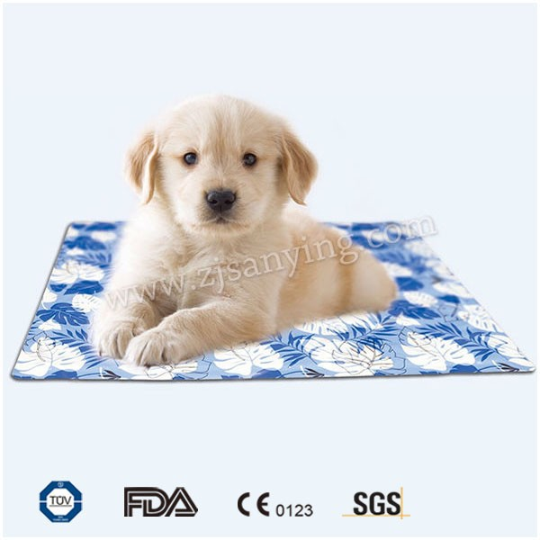 Blue Dog Chilly Mat Cooling Pad For Dogs cooling pad for cat