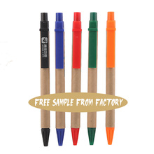 Advertising Ballpoint Customized Logo Printing Rubber Grip Cheap Promotion Plastic Ball Pen