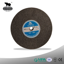 Sharpness Nylon Fiber Grinding Wheel For Metal Varnish Woodware Stone