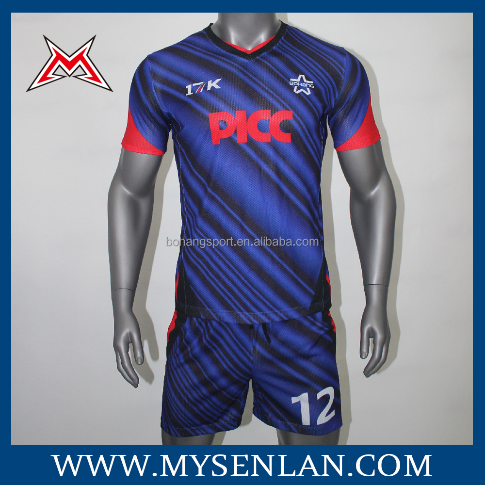 Full Custom Soccer Jerseys
