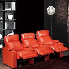 Modern design home theater dubai recliner furniture sofa 610-1
