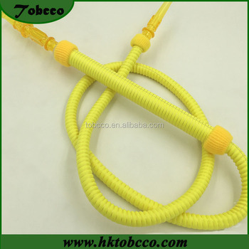 Beautiful Smoking Hose Mya Extra Long Handle China Supplier Hookah Hose