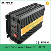 MKP500-242B 24VDC to 220VAC 500w inverter transformer,pure sinewave inverter,one world inverter