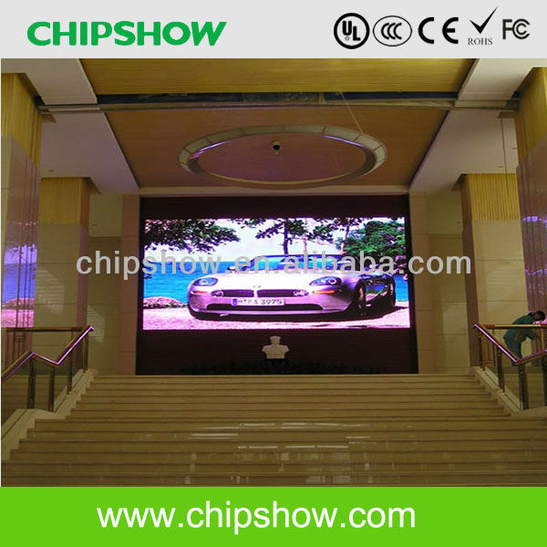 2014 hot products indoor full color P2.5 big led screen