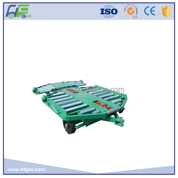 Hot dipped Galvanized Car Dolly Tow Trailer