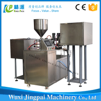 Easy operation automatic nail polish bottle filling and capping machine